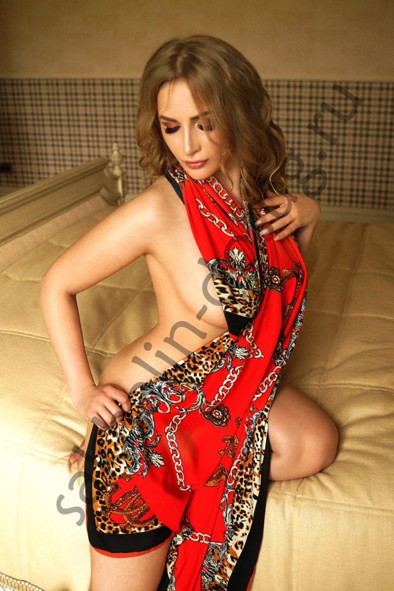 Проститутка Вика - Южно-Сахалинск