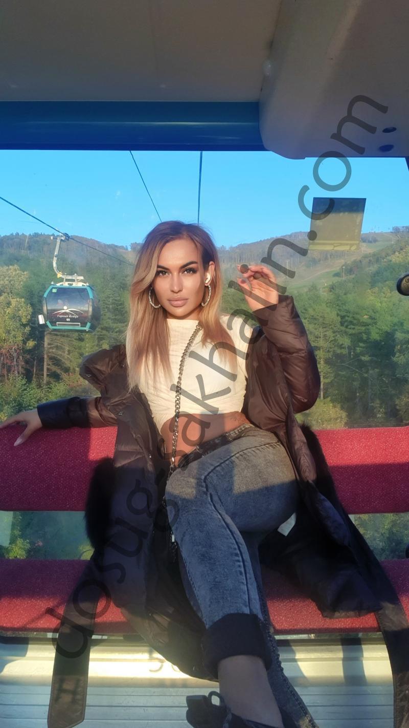 Модель Транссексуалка Адель активная) - Южно-Сахалинск