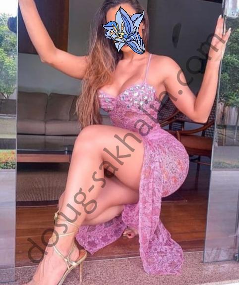 Проститутка Красавица ОЛЕСЯ ВЕРНУЛАСЬ! Оплата по факту - Южно-Сахалинск